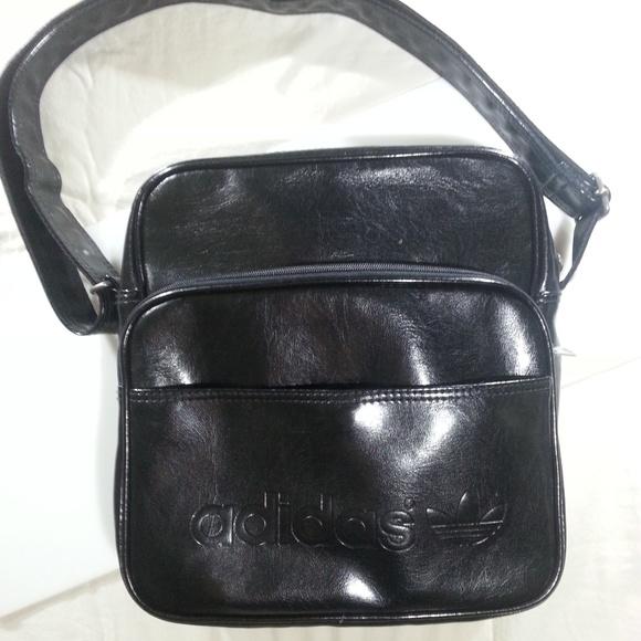 fd6959fa480 adidas Bags   Originals Trefoil Airliner Crossbody Bag   Poshmark